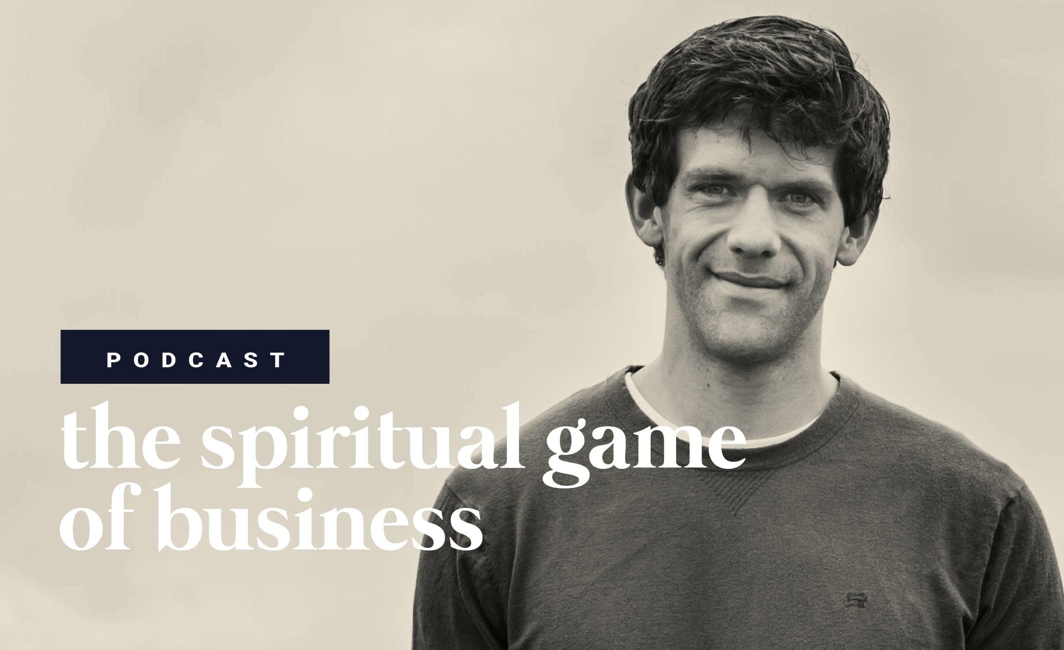 Jesse van der Velde - Are you spiritually bypassing?